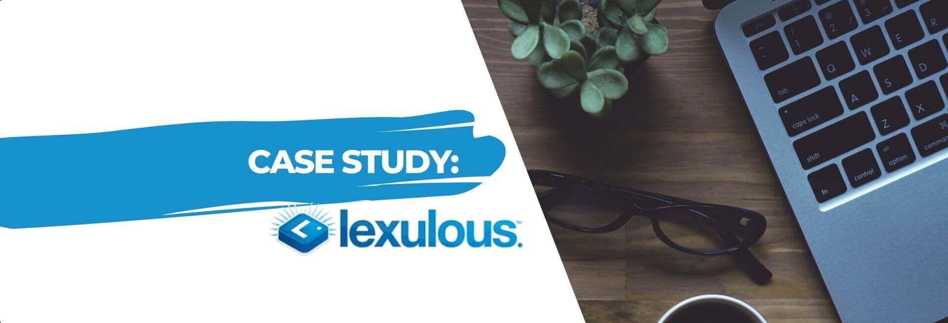 lexulous.com case study with setupad.com