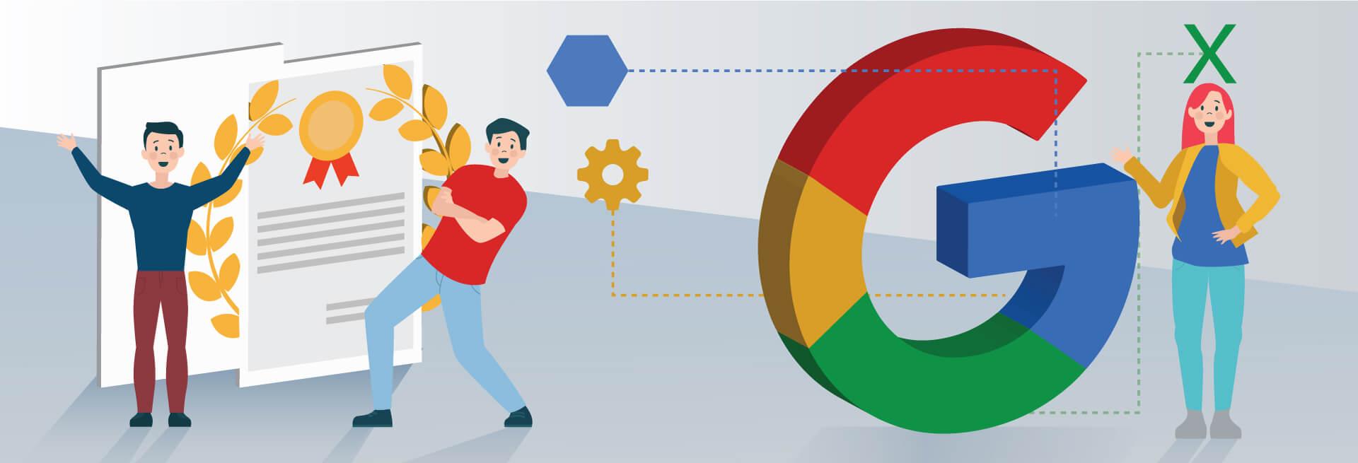Google licensing program update