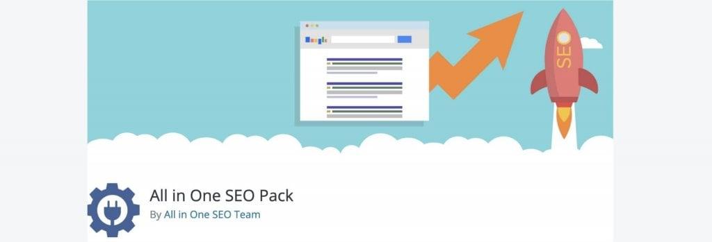 All in One SEO Pack WordPress plugin billboard
