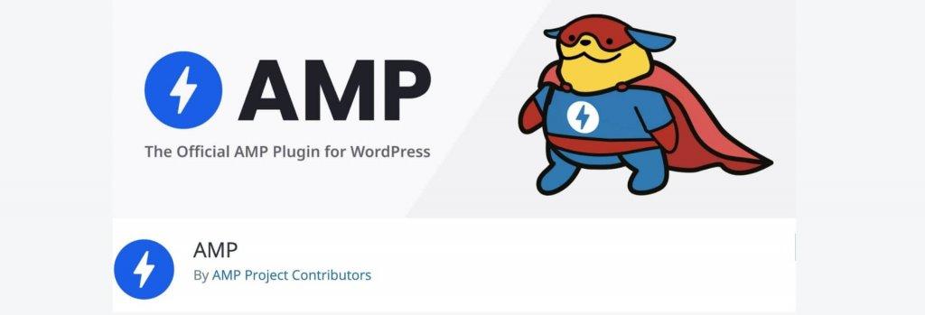 AMP WordPress plugin billboard