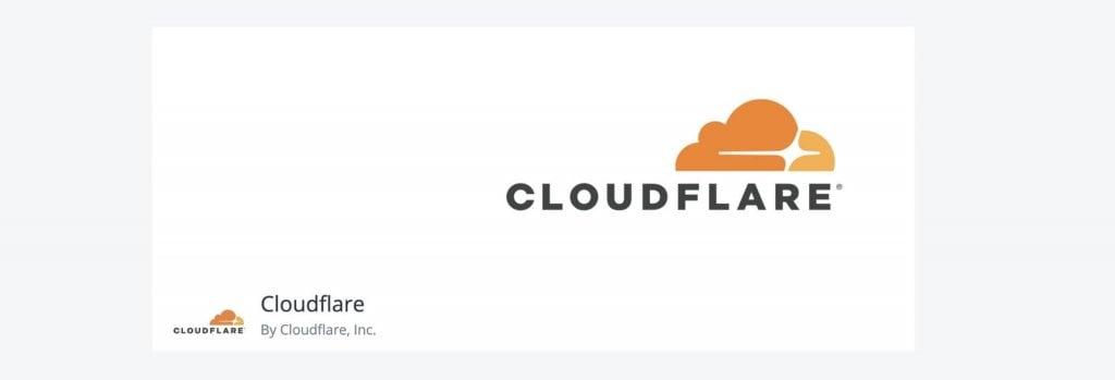 Cloudflare WordPress plugin billboard