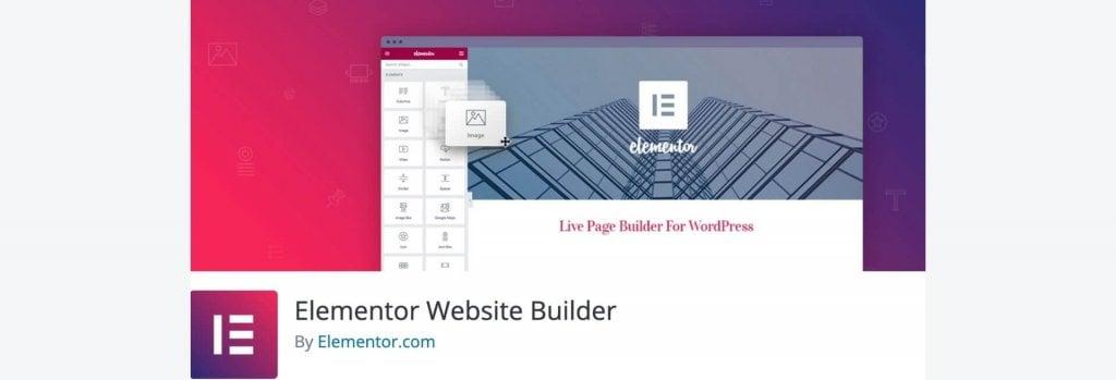 Elementor WordPress plugin billboard