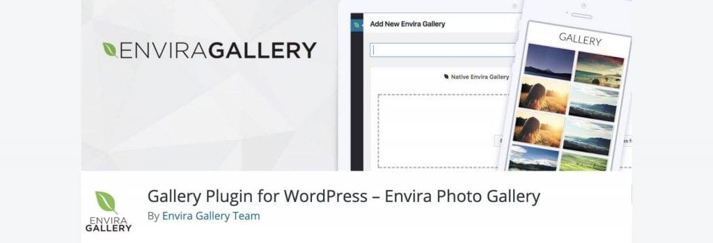 Envira Gallery WordPress plugin billboard