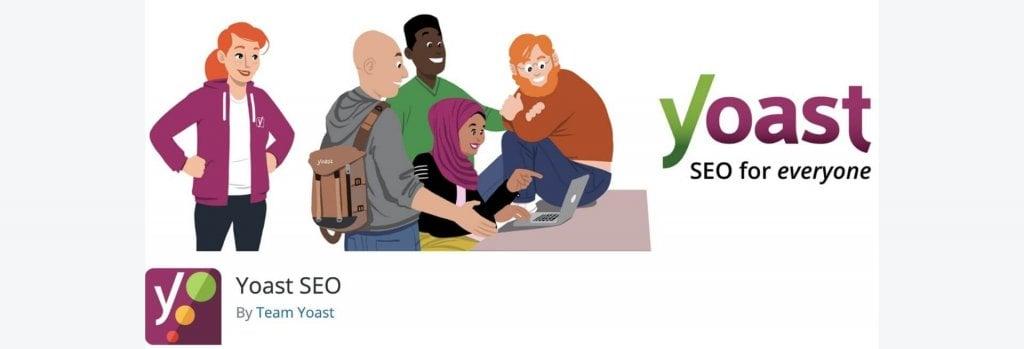 Yoast SEO WordPress plugin billboard