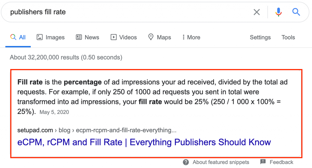 featured-snippets-example