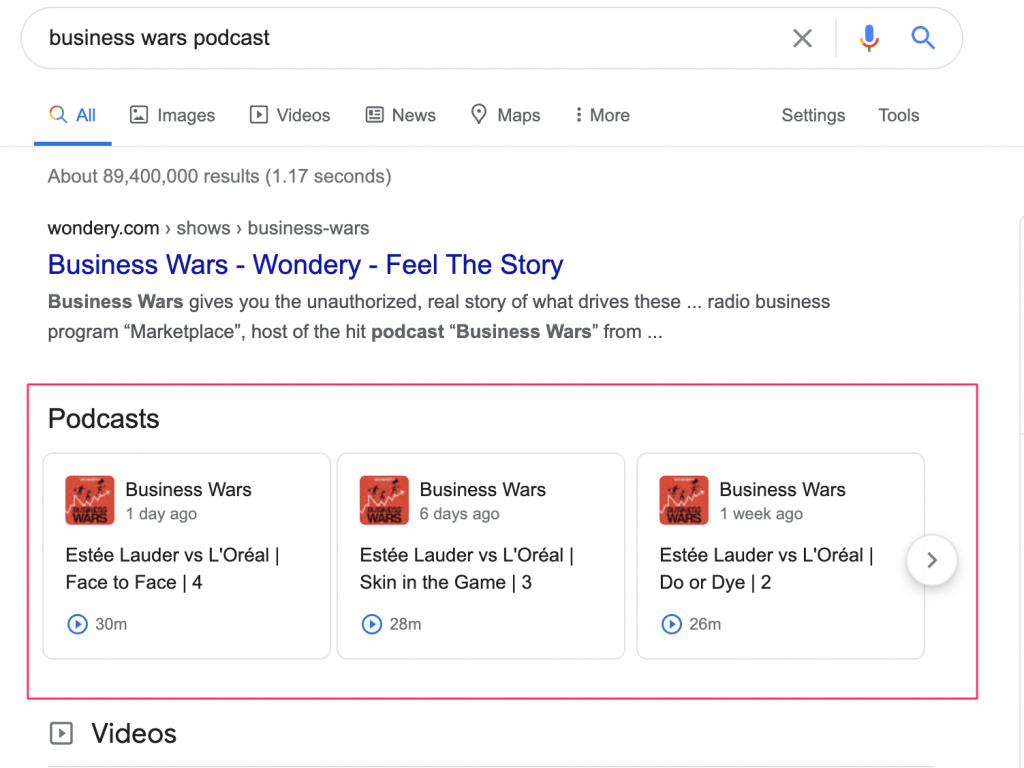 podcasts-placement-google-search