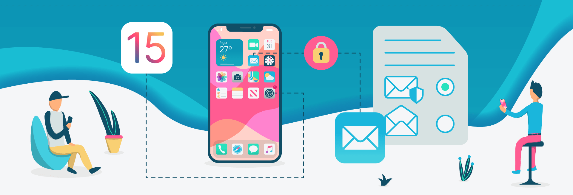 ios 15 email privacy update blog cover